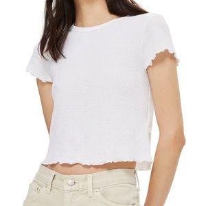TopShop White T-Shirt